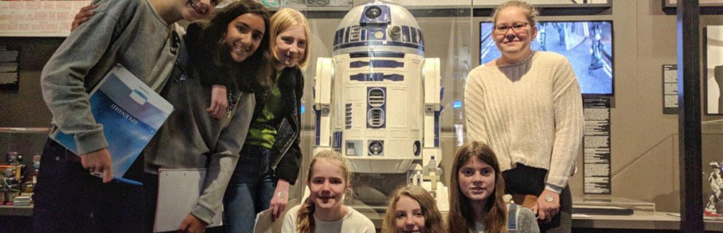 Hello Robot - leerlingen