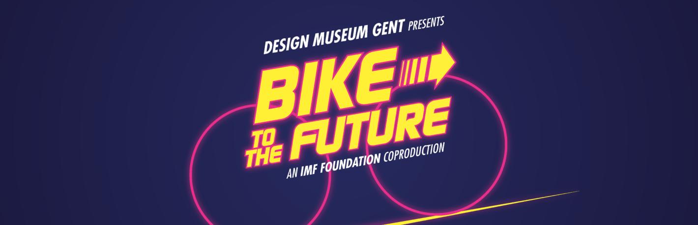 Bike to the future - campagnebeeld