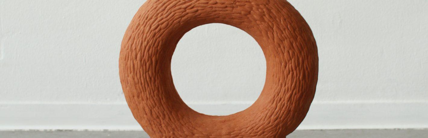 Sigve Knutson Ceramic Sculpture
