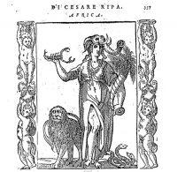 Afrika In Iconologia Van Cesare Ripa