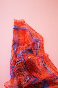 Daan Veerman Digital craft tapestry
