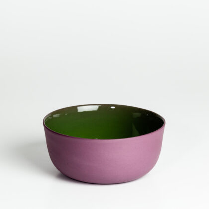 Grace of Glaze Bowl Dark