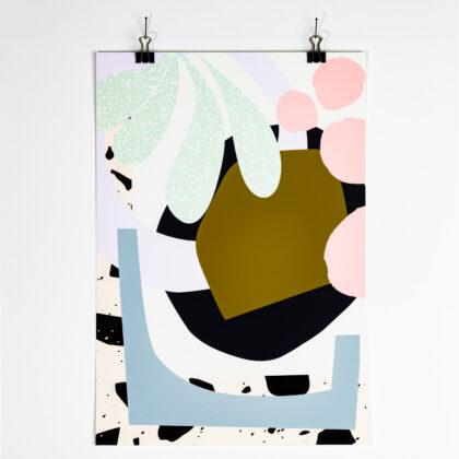 Studio Proba Art Print
