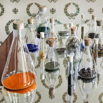 The color biolab laboratorium