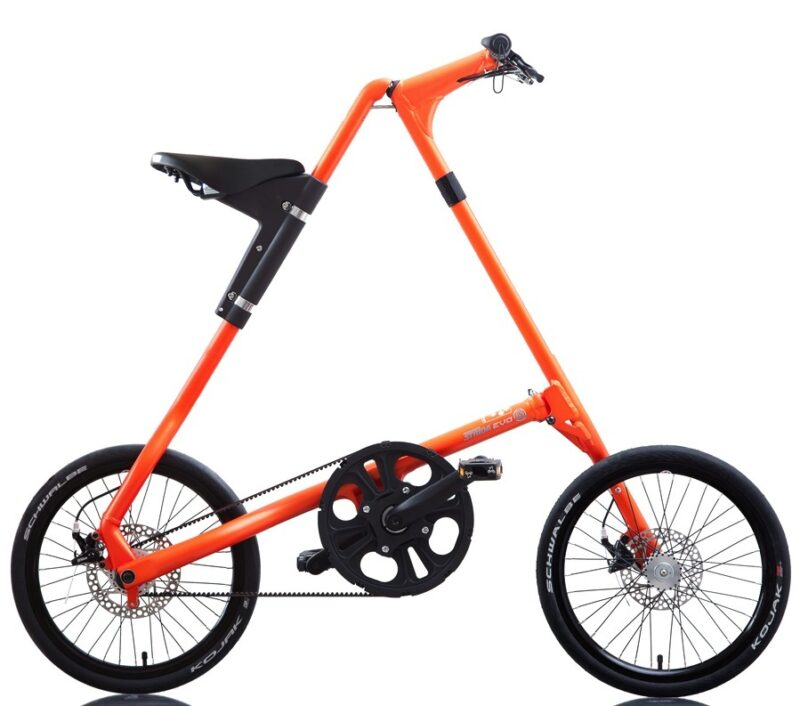Bike to the future - Mark Sanders