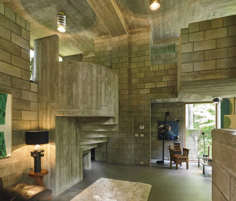 Architectenwoning Marc Dessauvage large 5