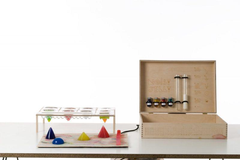 Musée d Art décoratif Design Bordeaux Pinaffo Pluvinage Noisy Jelly