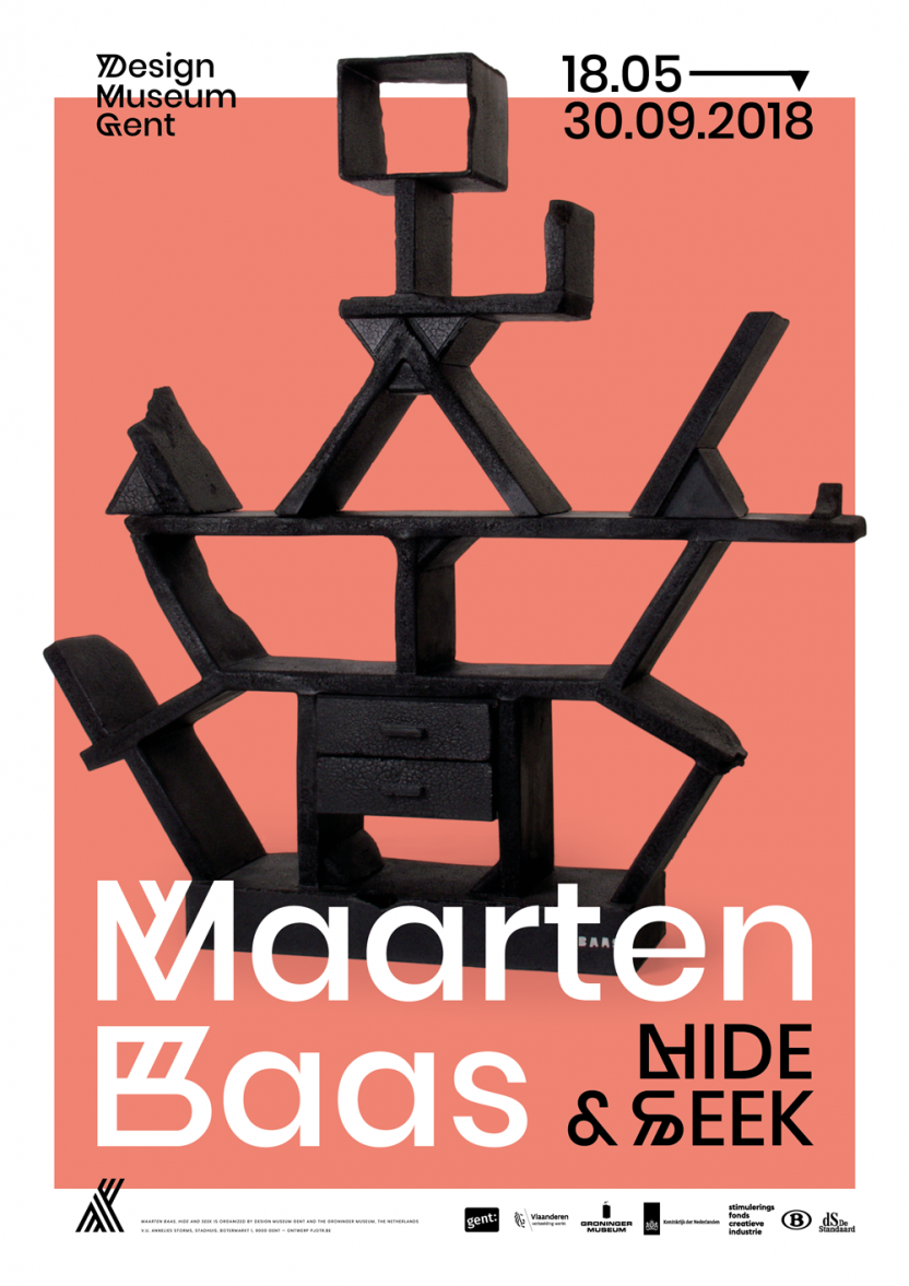 Affiche Maarten Baas