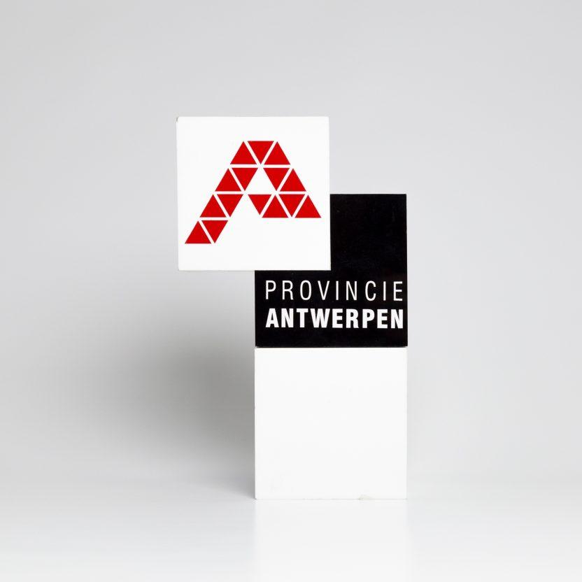 Logo object Provincie Antwerpen