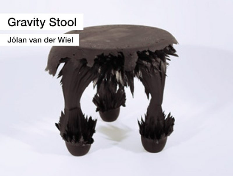 A07 Gravity Stool