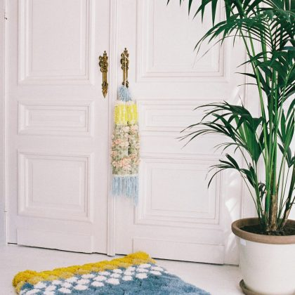Blossom Carpet - Hermine Van Dijck