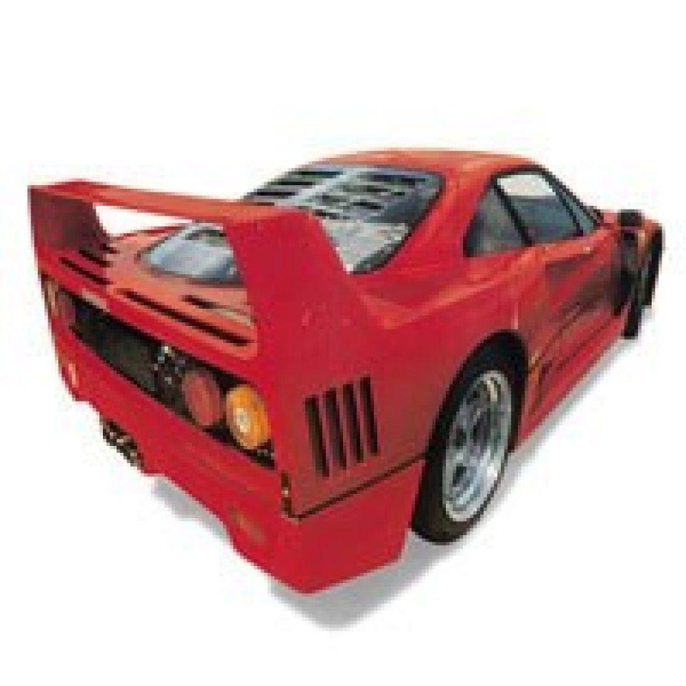 Composieten Ferrari