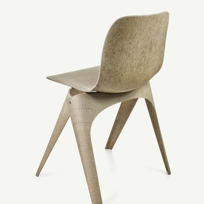 Christien Meindertsma Flax Chair