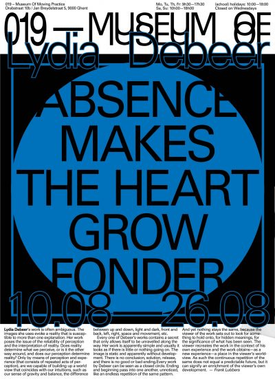 Absence Makes The Heart Grow Fonder,…