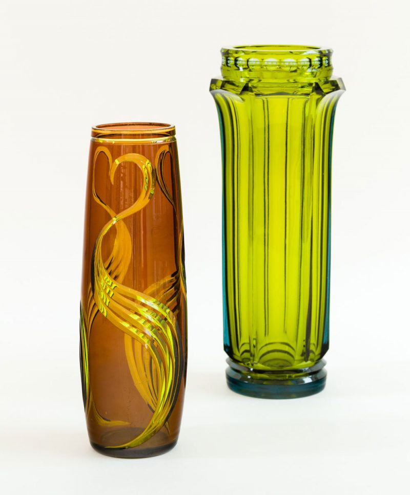 Alonso International Glass Collection