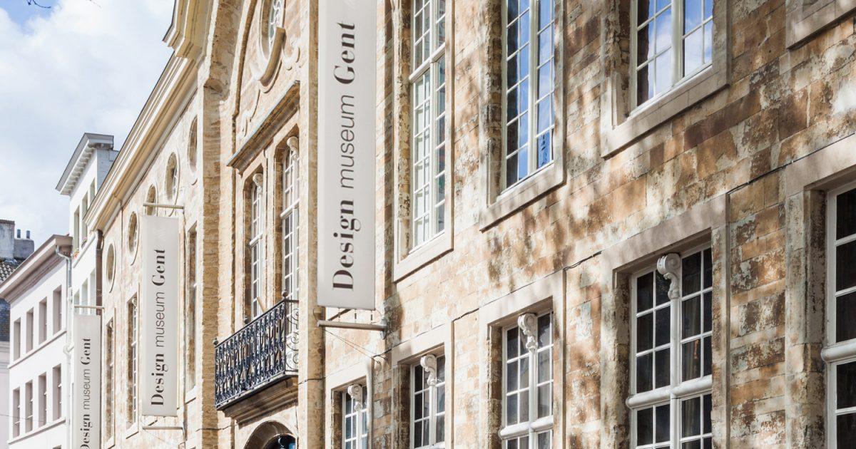 Bezoek design museum gent for Gent design