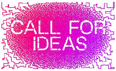 Call for ideas |  Future Architecture