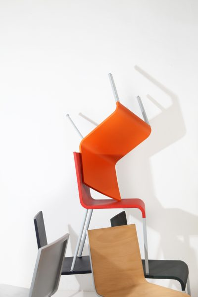 Chair .03 of Maarten Van Severen
