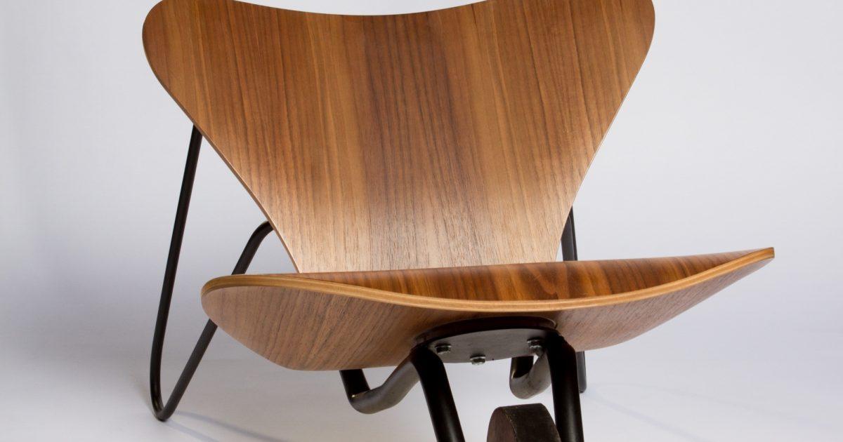 Vlinder Bureaustoel Arne Jacobsen.Van Vlinders En Mieren Design Museum Gent