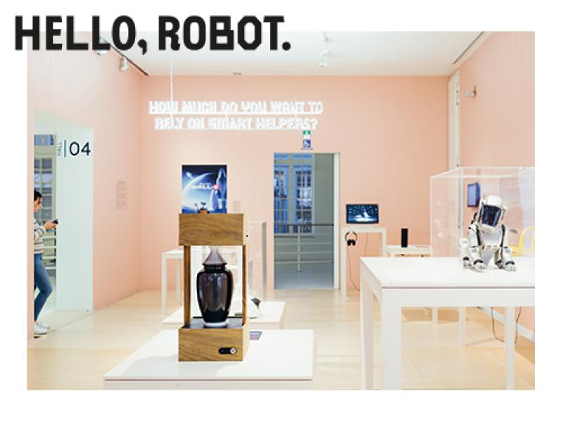 01 Hello Robot
