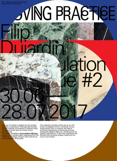Filip Dujardin: Accumulation d'Époque #1