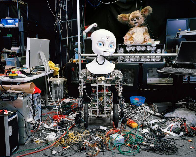 Hello Robot Lager Onderwijs