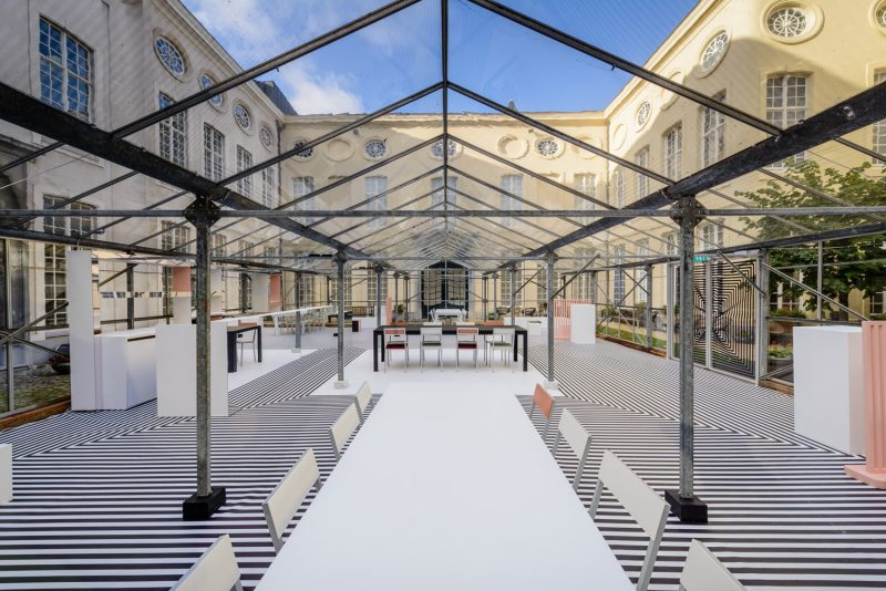 Serre Design Museum Gent