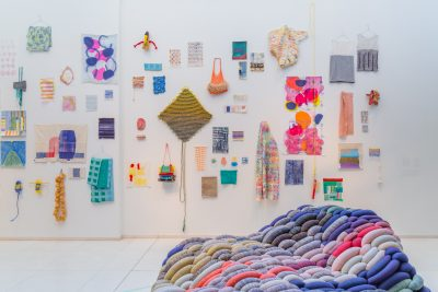 Rondleiding en workshop 'Textiel en beeldende kunst'