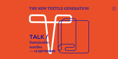 Talk / Sustainable Textiles