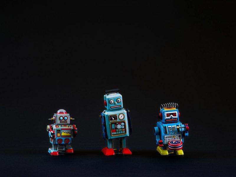 Hello Robot 001
