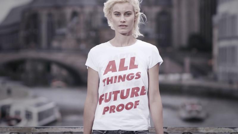No Design To Waste T-shirt