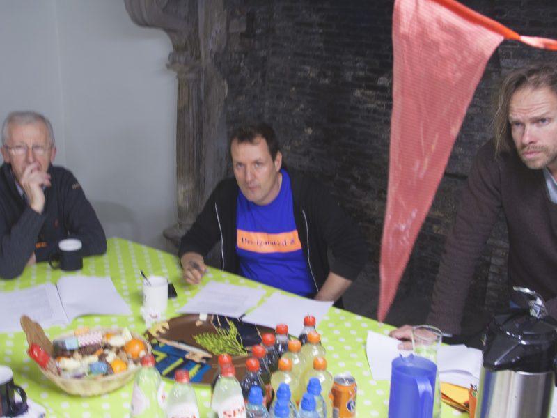 Vrijwilligers Design museum Gent